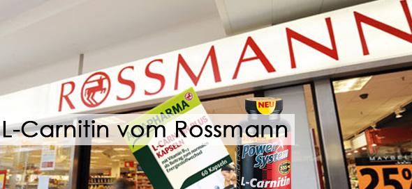 L-Carnitin vom Rossmann im test